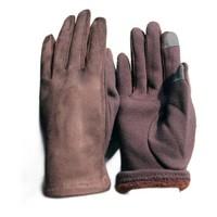 誉赫 1808 男女士麂皮绒手套