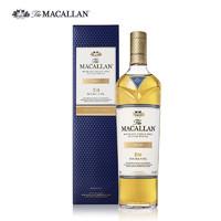 MACALLAN 麦卡伦 双雪莉桶灿金 单一麦芽苏格兰威士忌 700ml