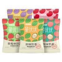 香飘飘 曼优优奶茶混合味20g*10袋