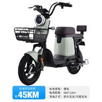 哈啰 棒途 QQ 新国标电动自行车