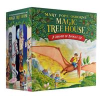 《神奇树屋系列套装》(英文原版共28册)
