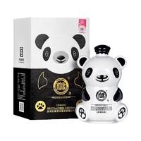 BAISHUIDUKANG 白水杜康 熊猫经典 52%vol 浓香型白酒 500ml