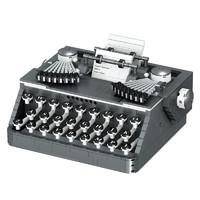 HUIQIBAO TOYS 汇奇宝 经典复古系列 00940 复古打印机
