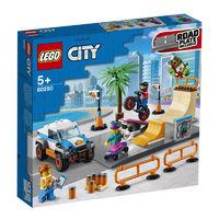 LEGO 乐高 城市系列 60290 滑板公园