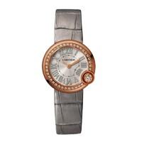 Cartier 卡地亚 BALLON BLANC DE CARTIER系列 WJBL0006 女士石英表