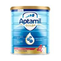 1日0点、黑卡会员:Aptamil 爱他美 金装版 儿童奶粉 澳版 4段 900g