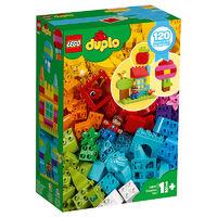 LEGO 乐高 DUPLO 得宝系列 10887 我的自由创意趣玩