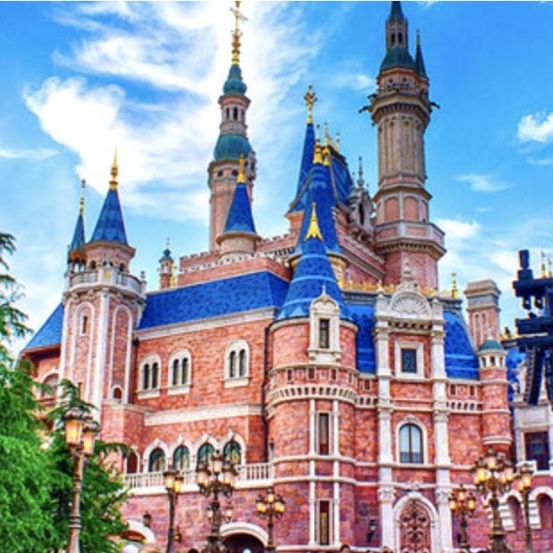 送迪士尼门票!上海君澜度假酒店 景观房1晚+迪士尼门票2张+2大1小早餐+接送