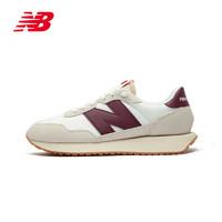 1日0点:new balance 237 WS237MP1 男女款休闲鞋