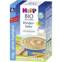 HiPP 喜宝 有机饼干牛奶燕麦晚安米粉 450g