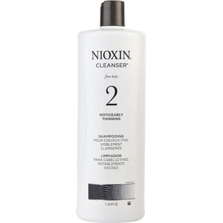 NIOXIN 丽康丝 2号防脱脂溢性掉发洗发水 1L