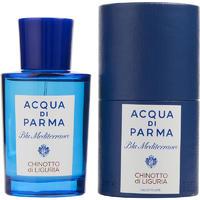 ACQUA DI PARMA 帕尔玛之水  蓝色地中海 柑橘汽水淡香水 EDT 75ml