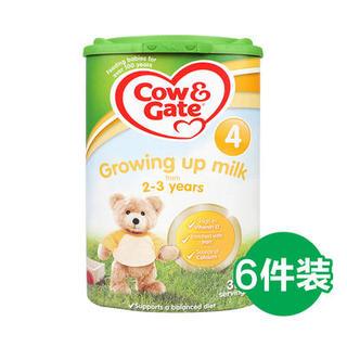Cow&Gate 英国牛栏 婴幼儿奶粉 4段 800g*6罐