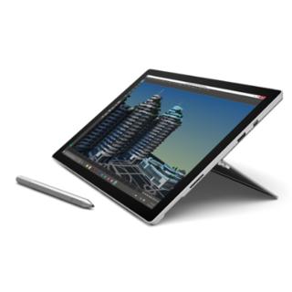 Microsoft 微软 Surface Pro 4 专业版 微软认证翻新 12.3英寸二合一平板电脑 (i7、16GB、256GB、触控笔)