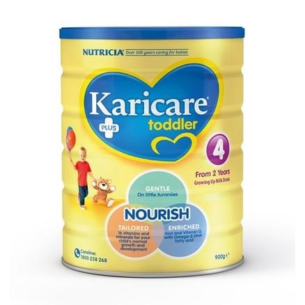 Karicare 可瑞康 普裝4段嬰幼兒配方奶粉 900g