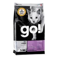 【预售】百加世 GO!健康无限系列 无谷九种肉全猫粮 16磅
