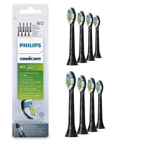 Philips飞利浦 钻石靓白替换刷头 HX6068/13 8支装