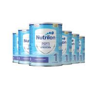 Nutrilon 牛栏 Pepti深度水解奶粉 1段 800g *6罐