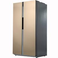 Panasonic 松下 NR-W58G1-XT 对开门冰箱 570L