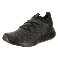 SKECHERS 斯凯奇 Go Run 600 Utilize Black 男士运动鞋