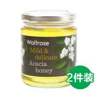 Waitrose 洋槐蜂蜜 340g*2瓶
