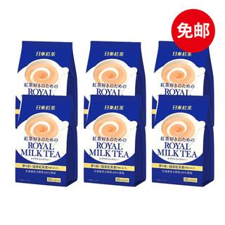 海淘狂欢周 : 日东红茶 皇家奶茶 原味 10条装*6袋
