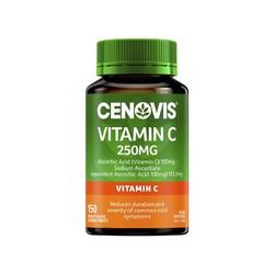 Cenovis 维生素C咀嚼片 250mg 150粒
