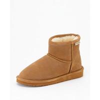 银联专享 : BEARPAW 羊皮羊毛保暖雪地靴