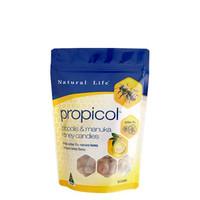 银联返现购:Natural life 麦卢卡蜂胶润喉糖(柠檬蜂蜜味)40粒