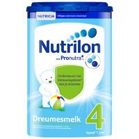 临期麦德龙诺优能荷兰版幼儿配方奶粉4段易乐罐 1周岁及以上 800g