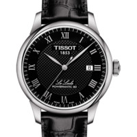 TISSOT天梭瑞士手表 力洛克系列机械男士手表T006.407.16.053.00