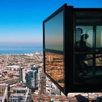 南半球最高城市观景台!澳大利亚墨尔本尤里卡观景台全天门票