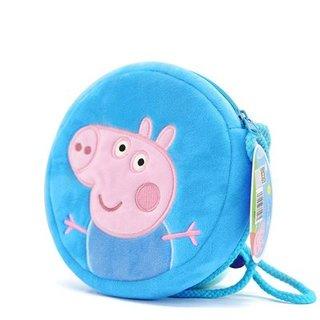 小猪佩奇Peppa Pig儿童卡通可爱时尚休闲斜挎包