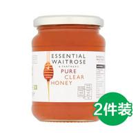 Waitrose 纯净蜂蜜 454g*2罐