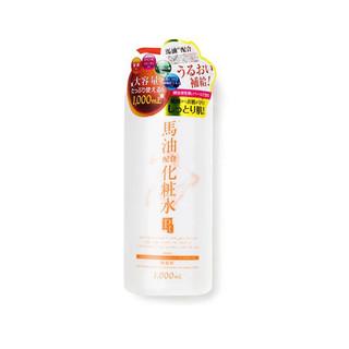 PLATINUM LABEL 马油保湿化妆水1000ml *6件