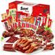 Salami 萨啦咪 肉类零食大礼包 24包