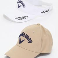 复活节狂欢、银联专享 : Callaway 卡拉威 帽子 两件套