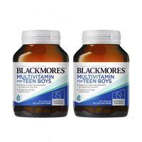 BLACKMORES 澳佳宝 男孩复合维生素 60粒 *2件