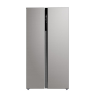 【送美的烤箱】629L对开门智控冰箱 温控变频 风冷无霜BCD-629WKPZM(E)