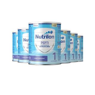 牛栏Pepti深度水解奶粉1段 牛乳蛋白过敏 1罐800g 6罐装