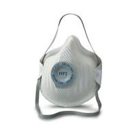 银联爆品日:MOLDEX FFP2 级别防护口罩 带呼吸阀 1个