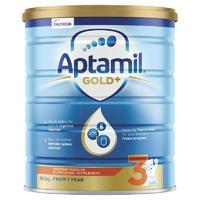 银联返现购:Aptamil 澳洲爱他美 金装加强型婴幼儿配方奶粉 3段 1岁+  900g