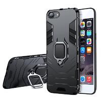 观悦 苹果7/8plus手机壳十米防摔铠甲升级款保护套+送钢化膜