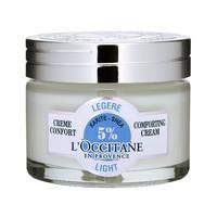 超值黑五:L'OCCITANE 欧舒丹 5%乳木果保湿凝霜 50ml
