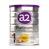 a2 艾尔 白金系列 婴儿配方奶粉 1段 900g