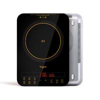 嗨购国庆、历史低价:Taigroo 钛古 IC-A2102 电磁炉水墨黑电磁炉