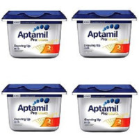 Aptamil 爱他美 白金版 婴儿奶粉 3段 800g*4罐