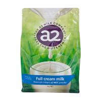 A2 艾尔 成人全脂奶粉 1kg