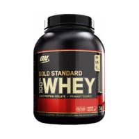 Optimum 黄金标准健身增肌100%蛋白质 香醇浓巧克力味 5磅