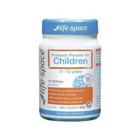 银联爆品日: Life Space 儿童益生菌粉 60g